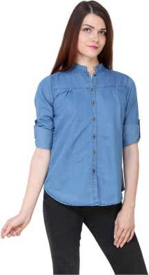 Long Shirts For Women - Buy Long Shirts For Women online at Best ... 647c15110d7