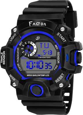 6eb0b6525d Waterproof Watches - Buy Waterproof Watches online at Best Prices in India