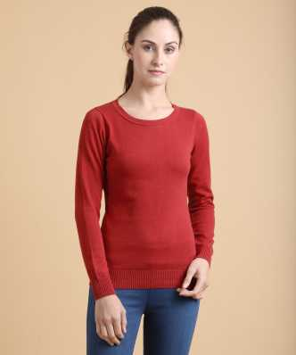 Sweaters Pullovers - Buy Sweaters Pullovers Online for Women at Best Prices  in India c9a644265