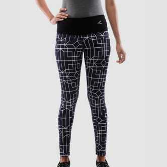 90841cc61dcf6 Striped Tights - Buy Striped Tights Online at Best Prices In India ...