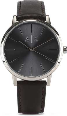 92912f58cb163 Armani Exchange Watches - Buy Armani Exchange Watches Online at Best ...