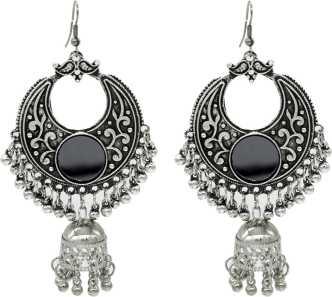 04b4a46079863 Drop Earrings - Buy Drop Earrings online at Best Prices in India ...