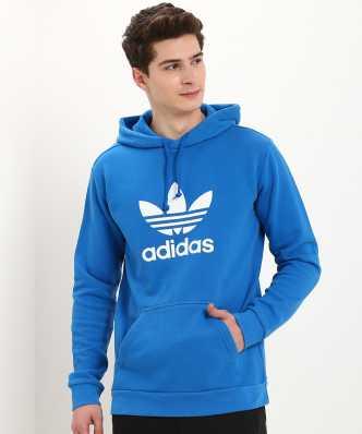 54ac7daacd8 Sweatshirts - Buy Sweatshirts / Hoodies / Hooded Sweatshirt Online at Best  Prices in India