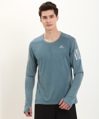 adidas tshirts buy adidas t shirts @ min 50% off online for men  Neue Adidas Blau Tshirt Herren Outlet P 500 #8