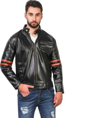5525d6f2944a Leather Jackets - Buy leather jackets for men   women online on Flipkart at  best prices