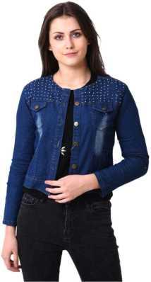 8c6374c8ea Girls Denim Jackets - Buy Girls Denim Jackets online at Best Prices ...