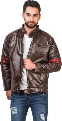 6641554df33 Leather Jackets - Buy leather jackets for men   women online on ...