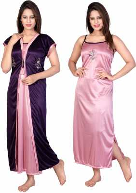 9ee2fc42b47 Bailey Night Dresses Nighties - Buy Bailey Night Dresses Nighties Online at Best  Prices In India