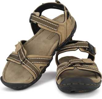e7a716b7d2e Woodland Sandals   Floaters - Buy Woodland Sandals   Floaters Online For Men  at Best Prices in India