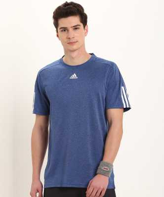 98fe85ac22ca Adidas Tshirts - Buy Adidas T-shirts   Min 50% Off Online for men ...