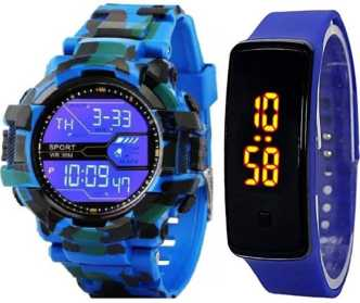 2e57a3095 Digital Watches - Buy Best Digital Watches | Led Watch Online at Best  Prices in India | Flipkart.com
