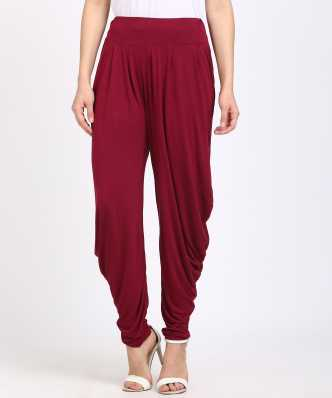 0248ae71177 Harem Pants - Buy Harem Pants Online for Women at Best Prices in India