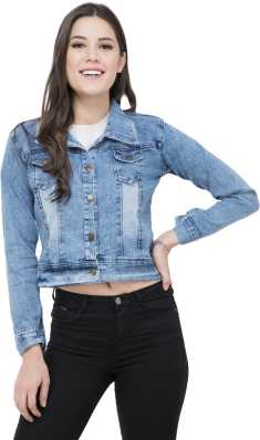 3f4b8b3b51 Jackets for Women - Buy Ladies Leather Jackets Online at Best Prices In  India