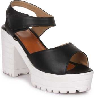 05765f6b1b7a Block Heels - Buy Block Heels Sandals Online At Best Prices in India ...