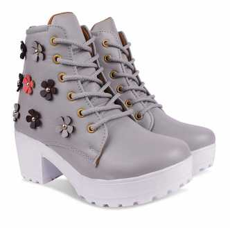 fc37b820710 Boots For Women - Buy Women's Boots, Winter Boots & Boots For Girls Online  At Best Prices - Flipkart.com
