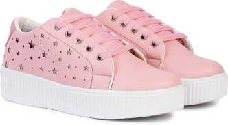 8328a6e001b Pink Shoes - Buy Pink Shoes online at Best Prices in India ...