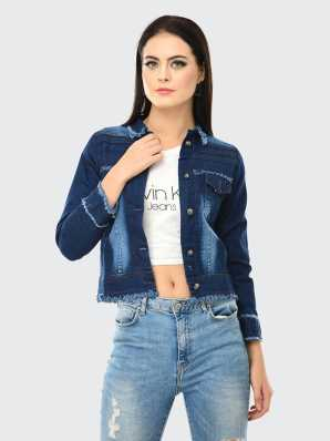 694fb607056 Denim Jackets - Buy Jean Jackets for Women   Men online at best ...