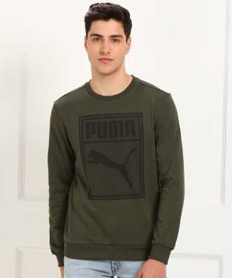 7d6d13ec88e Puma Sweatshirts - Buy Puma Sweatshirts Online at Best Prices In ...