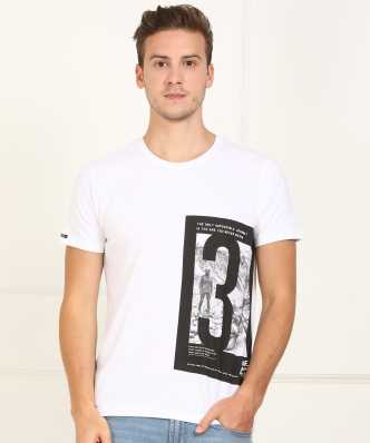 aad342e25e79 Spykar Tshirts - Buy Spykar Tshirts Online at Best Prices In India ...