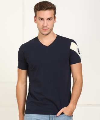 7d53c72a38ba81 Spykar Tshirts - Buy Spykar Tshirts Online at Best Prices In India ...