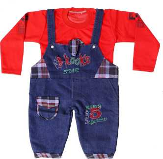 2572223fd7a Dungaree Boys Wear - Buy Dungaree Boys Wear Online at Best Prices In ...