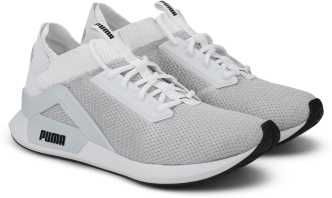 be398fadf421 Puma White Sneakers - Buy Puma White Sneakers online at Best Prices ...