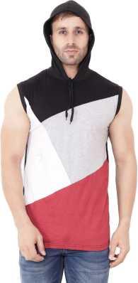 0ff2e324f04be5 sleeveless Mens T-Shirts online at Flipkart.com