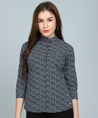 06468cc7635 Women s Shirts Online at Best Prices In India