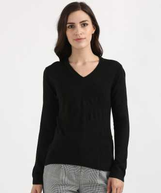 4fcc77c914 Sweaters Pullovers - Buy Sweaters Pullovers Online for Women at Best ...