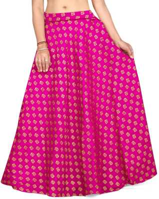 cbe7d5aa45 Flared Skirts - Buy Flared Skirts online at Best Prices in India ...