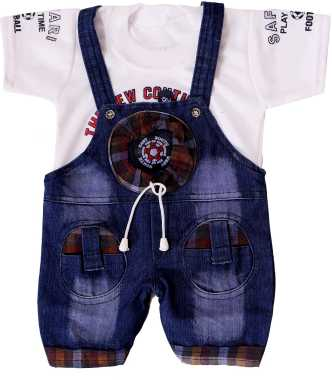 00f879f9f40 Dungaree Boys Wear - Buy Dungaree Boys Wear Online at Best Prices In India