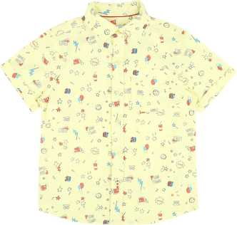 3d090e6c Boys Shirts Online Store - Buy Shirts For Boys Online At Best Prices In  India - Flipkart.com