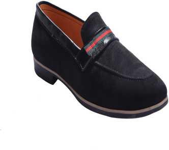 8490ab6be27 Velvet Shoes - Buy Velvet Shoes online at Best Prices in India ...