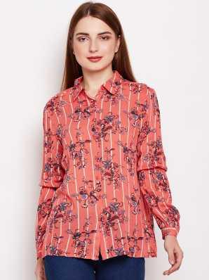 ba9c3dd538 Women's Shirts | Formal Shirts for Women - Flipkart