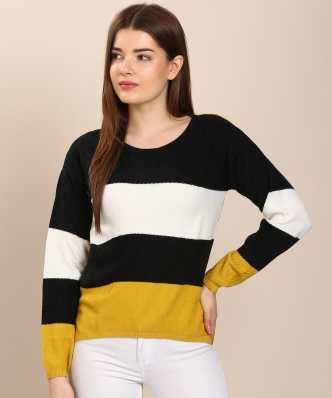 Sweaters Pullovers - Buy Sweaters Pullovers Online for Women at Best ... 9870df4e0