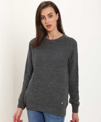 7828ce5c78c Sweaters Pullovers - Buy Sweaters Pullovers Online for Women at Best ...