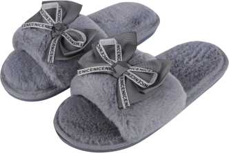 c4874006bcdb8f Fur Slippers - Buy Fur Slippers online at Best Prices in India ...