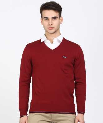 ab6076e692f6 Sweaters - Buy Sweaters for Men Online at Best Prices in India