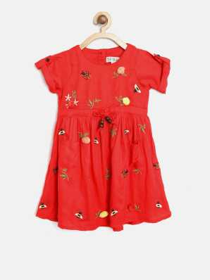 d390d27cd Girls Clothes - Buy Girls Frocks   Dresses Online at Best Prices in ...