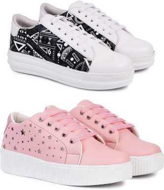 3add3bd044b8 Pink Shoes - Buy Pink Shoes online at Best Prices in India ...