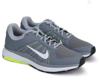 f51baf8d49ef Grey Nike Shoes - Buy Grey Nike Shoes online at Best Prices in India ...