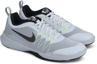 cheap for discount 904f2 f73a8 Grey Nike Shoes - Buy Grey Nike Shoes online at Best Prices in India ...