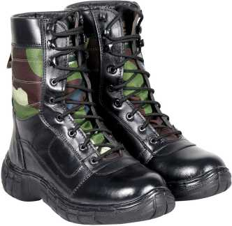 1e5baa3fa34 Army Shoes - Buy Army Shoes online at Best Prices in India ...