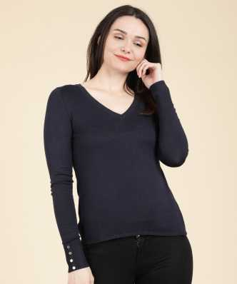 3307a92bcb9 Sweaters Pullovers - Buy Sweaters Pullovers Online for Women at Best Prices  in India