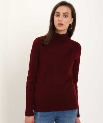 a2a8daa91 Turtle Neck Sweaters - Buy Turtleneck Sweaters online at Best Prices ...