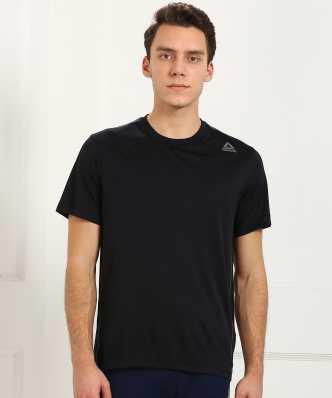 c74b95d3 Reebok Tshirts - Buy Reebok Tshirts @Min 40% Off Online at Best Prices In  India   Flipkart.com