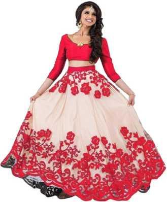 4ec8f8a5848 Red Lehenga Cholis - Buy Red Lehenga Cholis Online at Best Prices In India