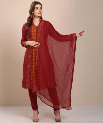 da43776251604 Salwar Suits - Salwar Suit (सलवार सूट) Designs & Salwar Kameez Online For  Women - Flipkart.com
