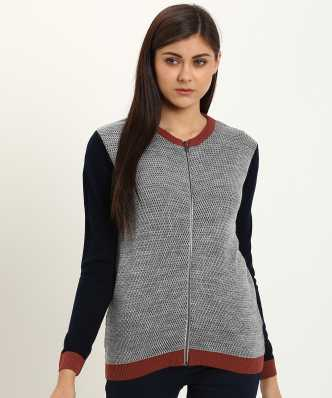 98a0fa7223 Sweaters Pullovers - Buy Sweaters Pullovers Online for Women at Best Prices  in India