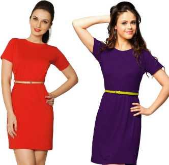 92446c3365201 Mini Dresses - Buy Mini Dresses   Short Party Dresses Online at Best ...